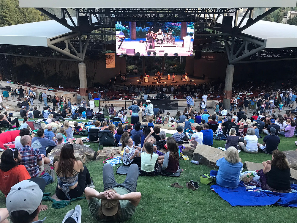 Ford Amphitheatre, Vail, CO