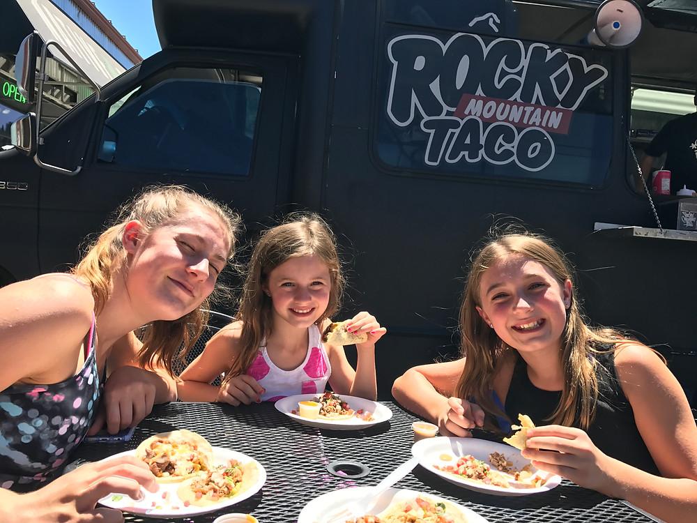 Rocky Mountain Taco Truck, Eagle-Vail, CO