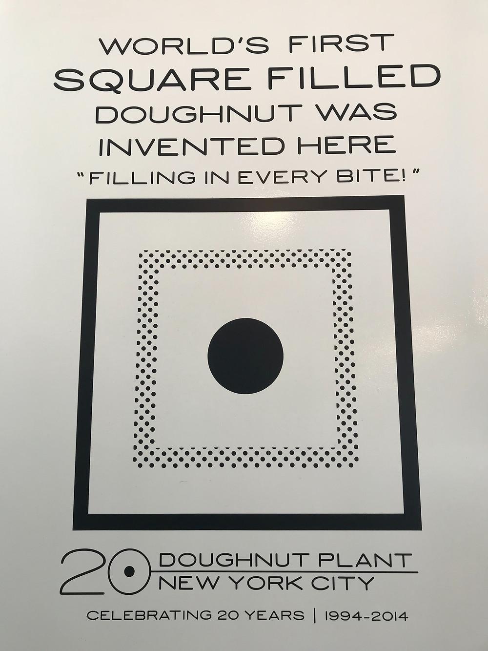The Donughnut Plant, New York, New York