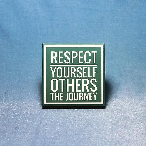 respect decal