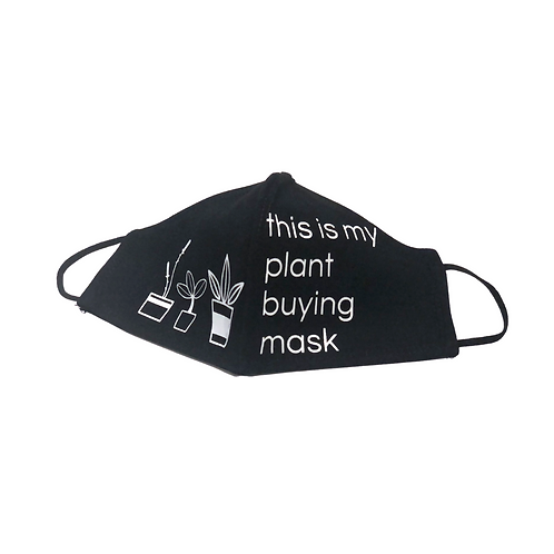 plant-buying mask