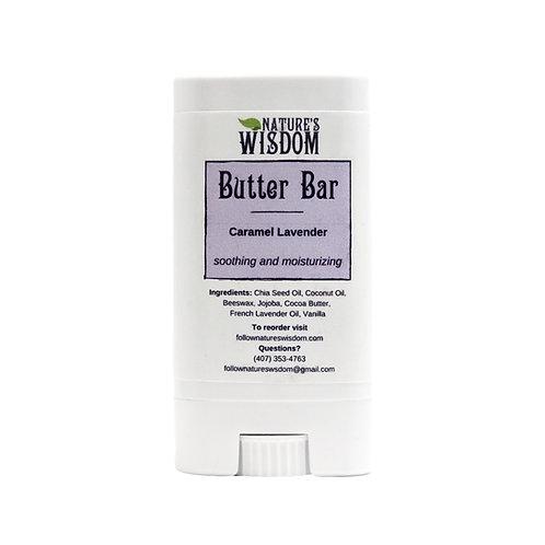 Caramel Lavender Butter Bar