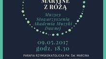VII Koncerty Maryjne z Różą, 09.05.2017r.