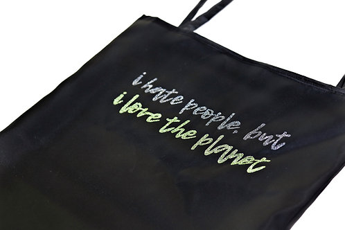 love the planet tote