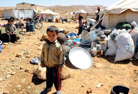 SYRIA: REFUGEE APPEAL