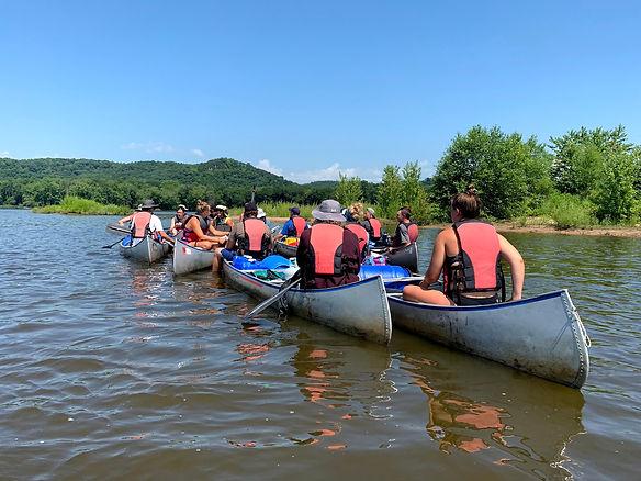 Crowded canoes.jpg