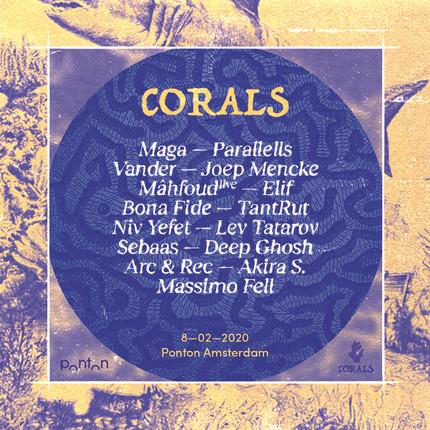 corals amsterdam vanders maga parallells