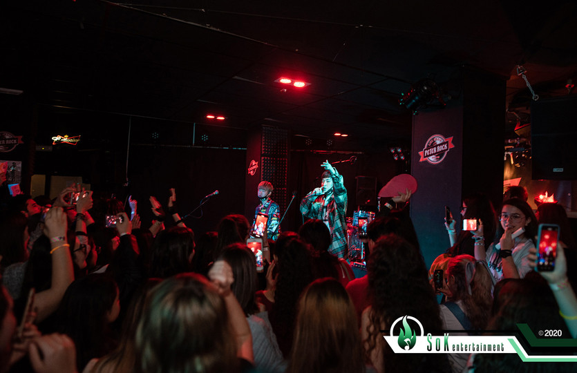 #Welcome2Kzone Party (Marzo 2020) | Valencia, Sala Peter Rock