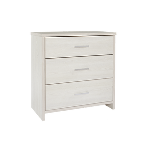 Atlas Three Drawer Lowboy by Platform 10