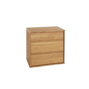 Moda Bedside Table by Platform 10 Furniture