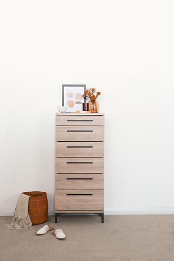 Aza Oak Bedroom Furniture by Platform 10