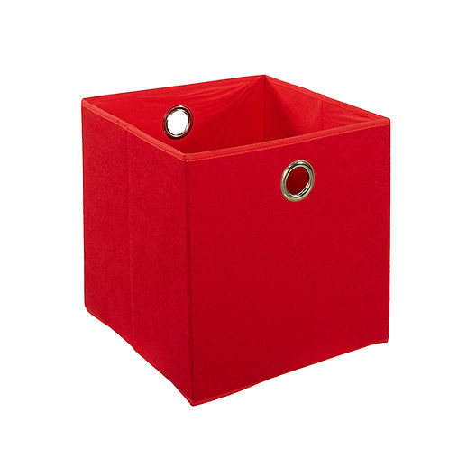 CUBO RED FELT BOX