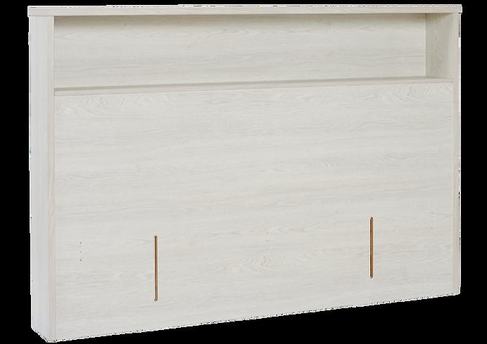 Atlas White Headboard by Platform 10 Furniture