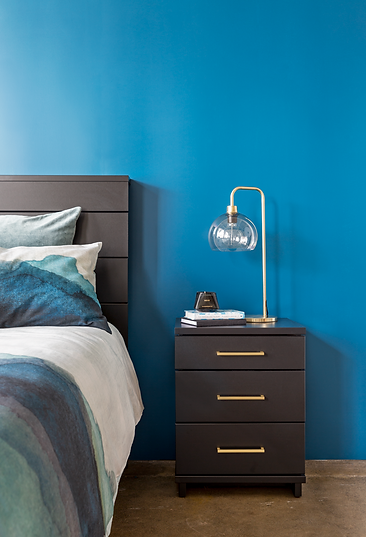 Fox Black Bedroom Furniture by Platform 10