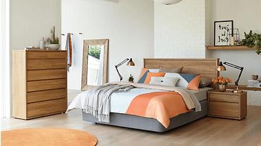 Boss Bedroom Furniture by Platform 10