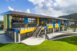 Indurabond - Whangarei Girls High School