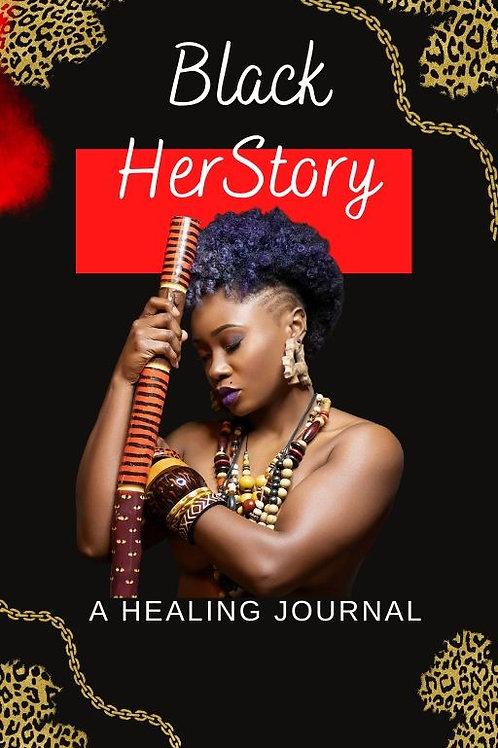 Black HerStory Healing Journal