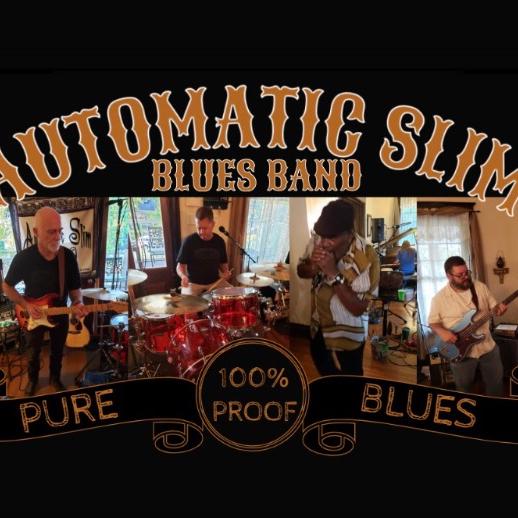 Automatic Slim Blues Band (1)