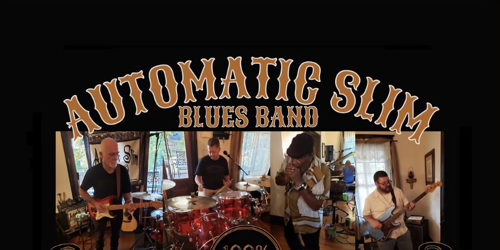 Automatic Slim Blues Band