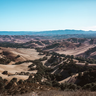 Breathtaking Views of Mt. Diablo