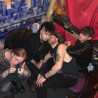 Sugarstone & SLAP RASH – Socially Distanced and Live at The Ferret: