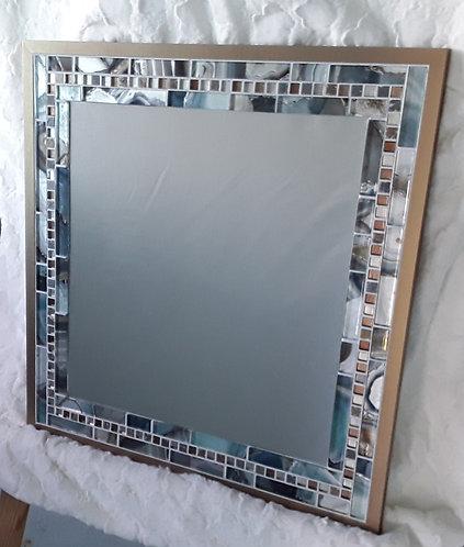 Colorful Aqua Mirror