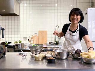 【KD Kitchen 仙台 】ヘルシーで幸せになった人といえばこの人!