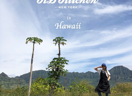KD KitchenがHawaiiに登場!