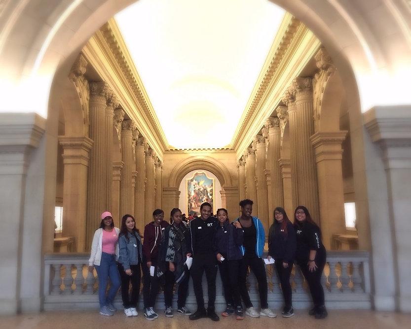 Metropolitan museum trip