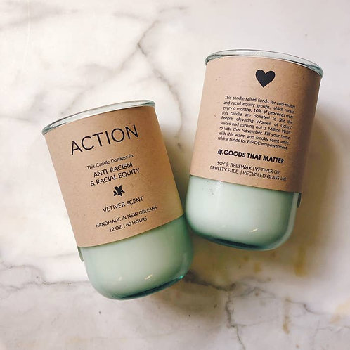 Candle for Good- ACTION