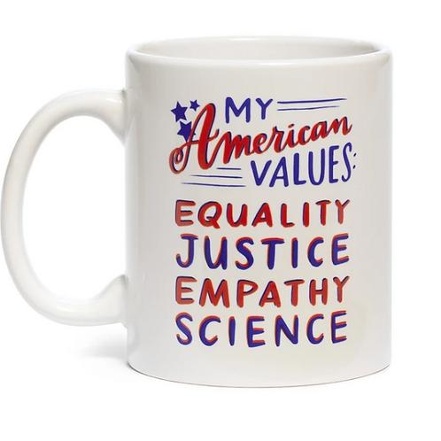 American Values Mug