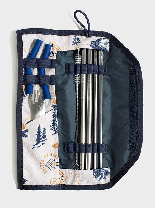 Printed Utensil Case