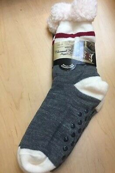 Men's Thermal Slipper Socks
