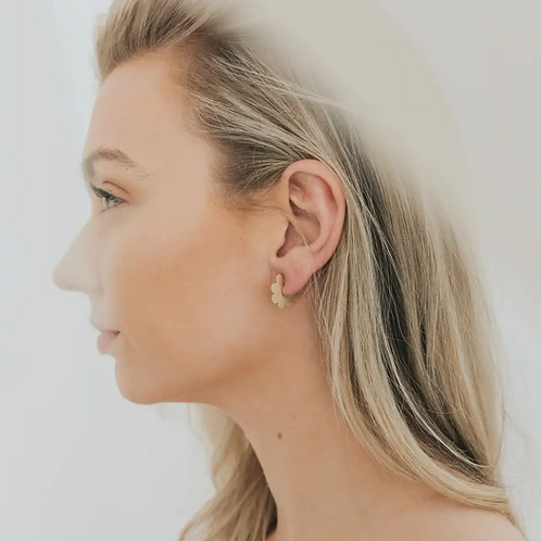 Purpose Daisy Earrings