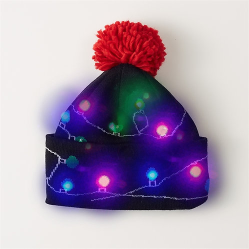 Festive Light Hat