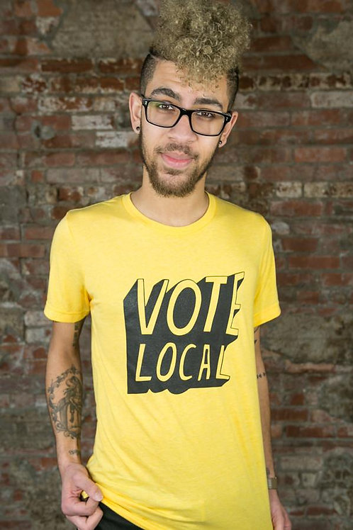Vote Local T-shirt