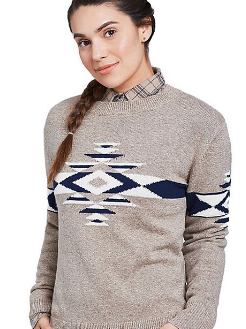 Canyon Crewneck Sweater