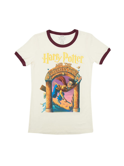 "Harry Potter ""Out of Print"" tee"