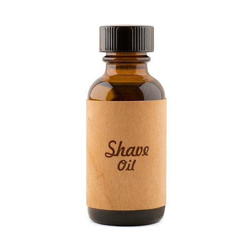 Bearded Bastard Shave Oil