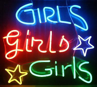 #34 - Girls Girls Girls