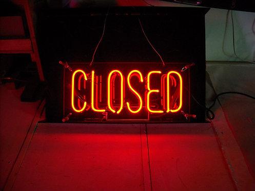 #119 - Closed
