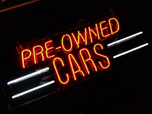 #149 - Pre-Owned Cars