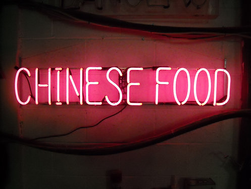 #126 - Chinese Food