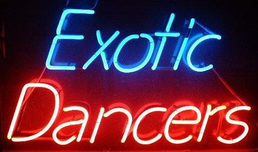 #33 - Exotic Dancers