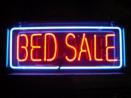 #107 - Bed Sale