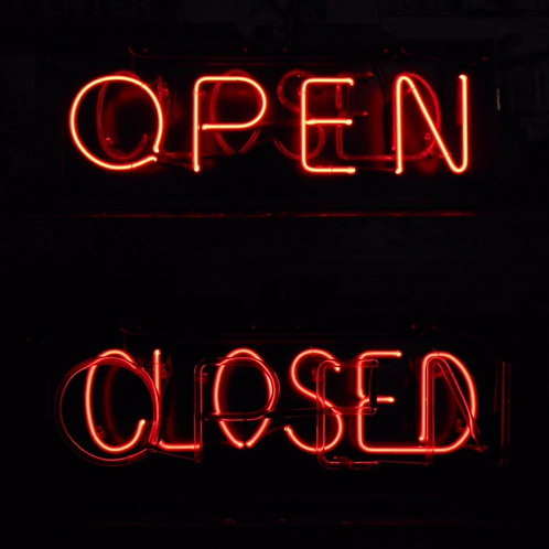 #171 - Open/Closed