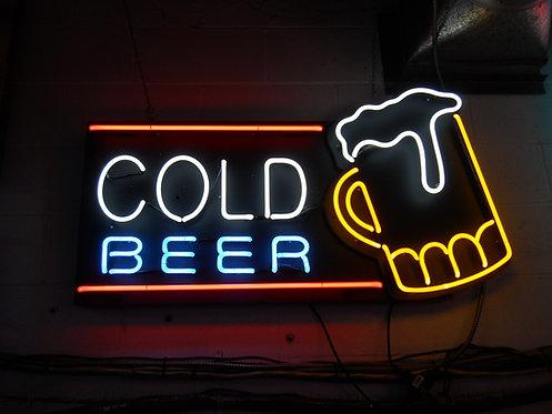 #168 - Cold Beer W/Mug