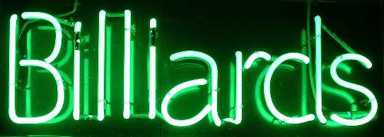 #83 - Billiards