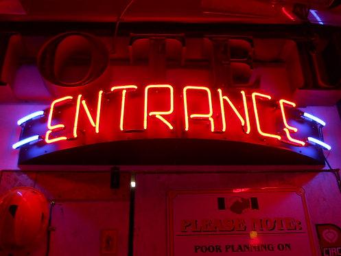 #135 - Entrance