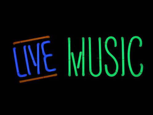 #130 - Live Music